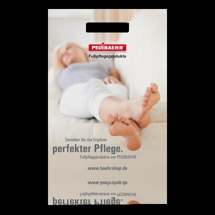 Tragetaschen FUSSPFLEGE 1 Pack (50 Stk.)