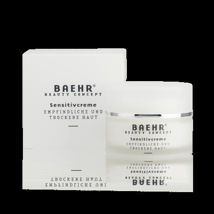 Sensitivcreme Tiegel Verkaufsware in Faltschachtel 50 ml
