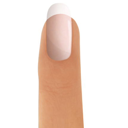 3in1 UV-Nagellack French White 12 ml