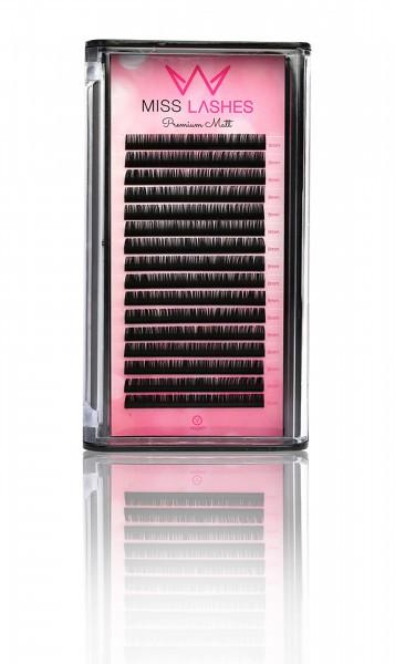 MISS LASHES Premium Matt|Volumen|0,10|D|13mm
