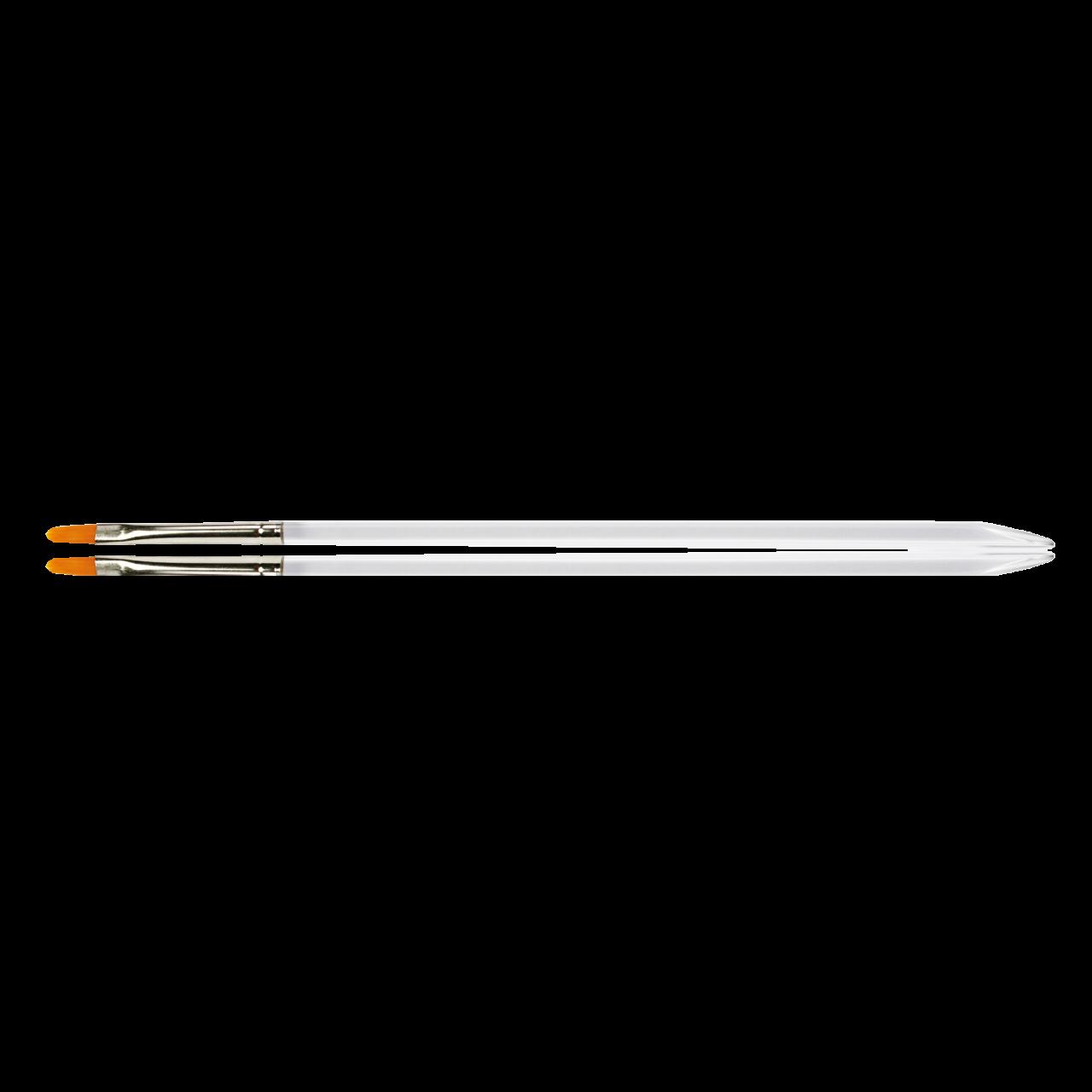 Gel-Modellage-Pinsel Gr.4 Katzenzunge