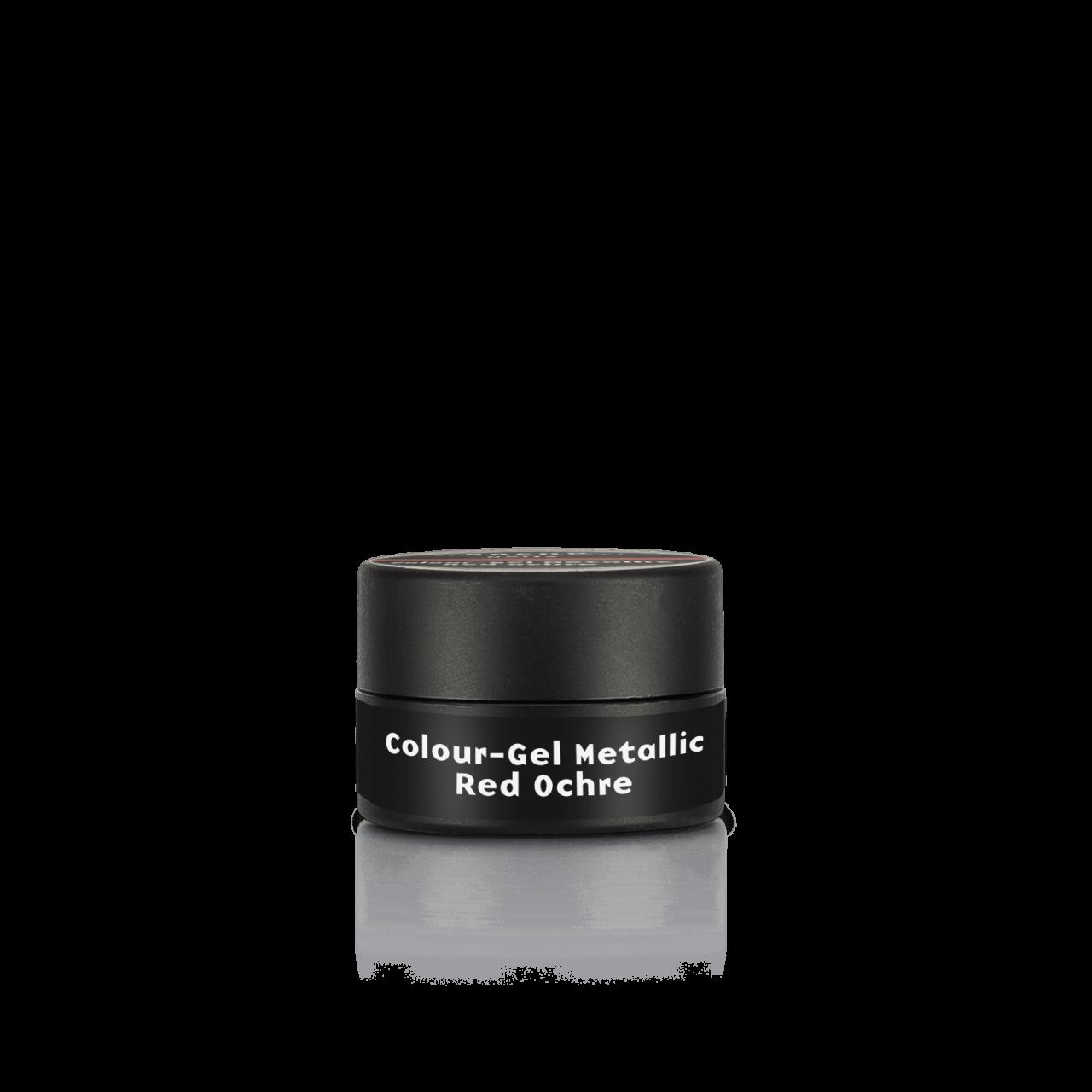 Colour-Gel Metallic Red Ochre 5 ml