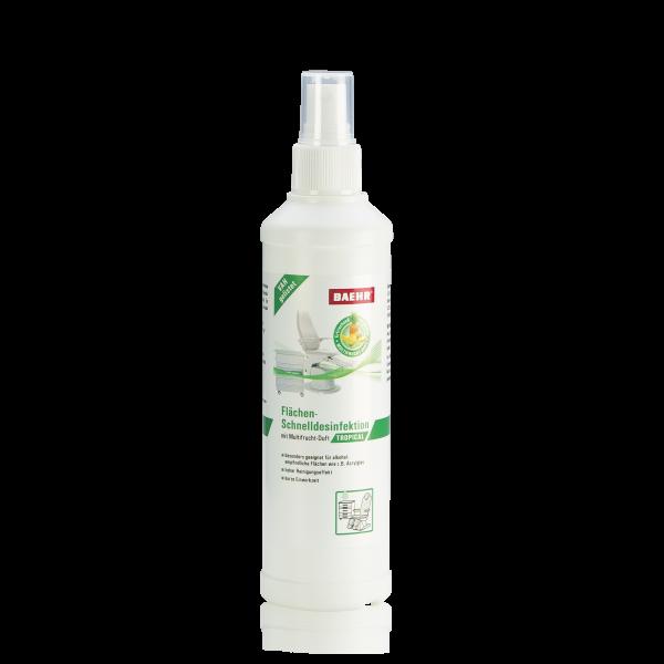 Flächen-Schnelldesinfektion Tropical 250 ml