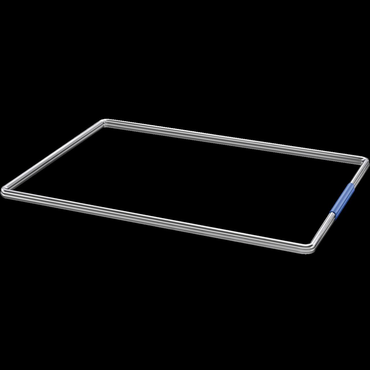 Folientestrahmen für Ultraschallgerät Podosonic 10