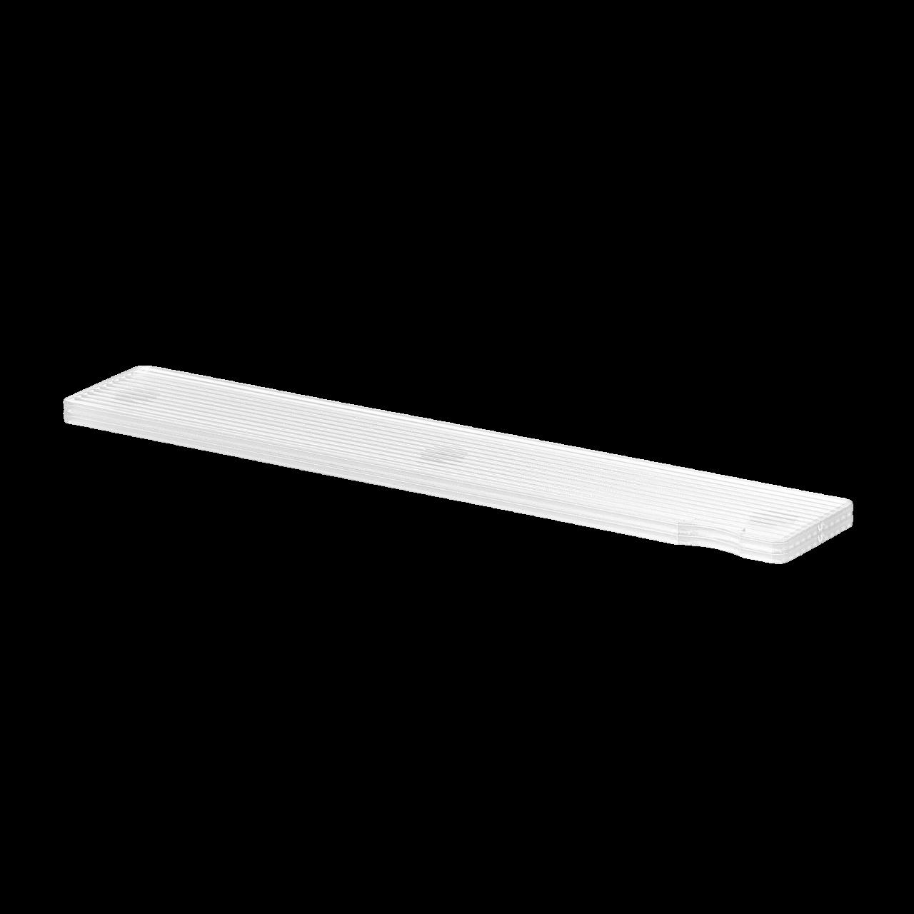 Kunststoff-Profifeilen Jumbo, weiß ohne Feilblätter, 10 Stck.