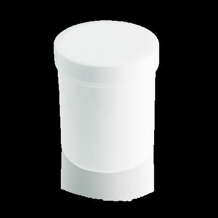 Cremetöpfchen weiß, leer, bis 35ml 1 Pack (10 Stk.)
