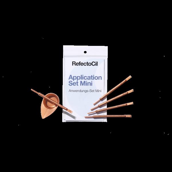 RefectoCil Application Set Mini rosé gold