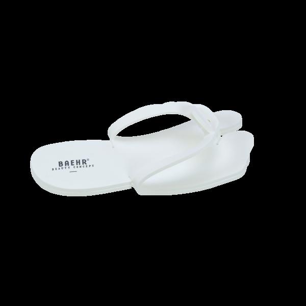 Pedi-cure Slipper in Flip-Flop-Form 10 Paar