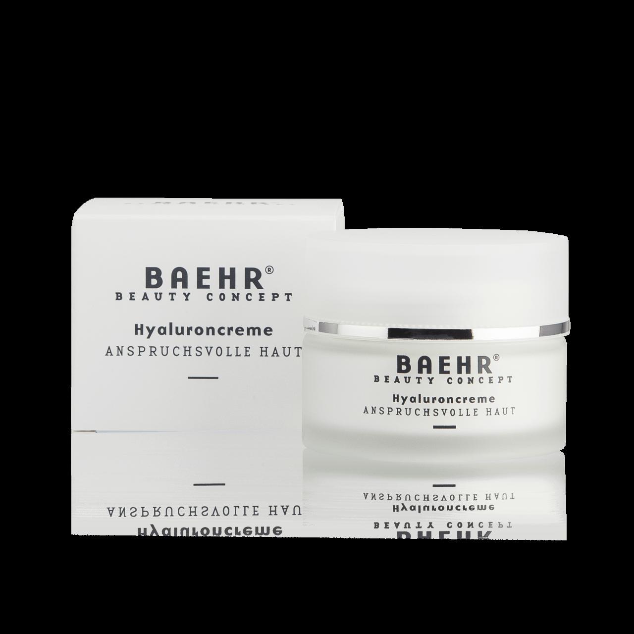 Hyaluroncreme 50 ml