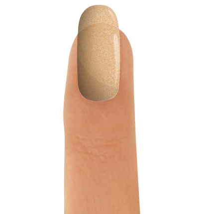 3in1 UV-Nagellack Glitter Nude 12 ml