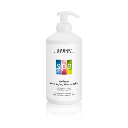 SPA Wellness Handmaske 500 ml