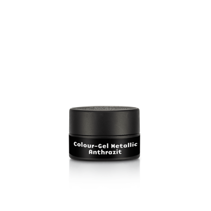 Colour-Gel Metallic Anthrazit 5 ml