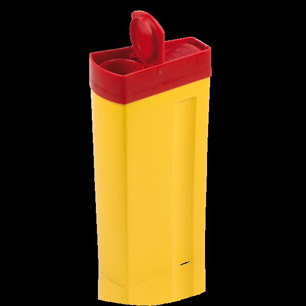 Entsorgungsbehälter für Klingen und Kanülen, Mobil