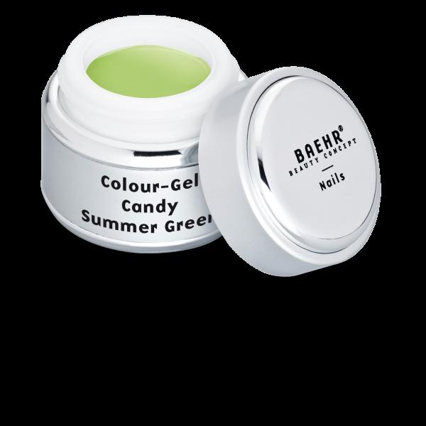 Colour-Gel Candy Summer Green 5 ml