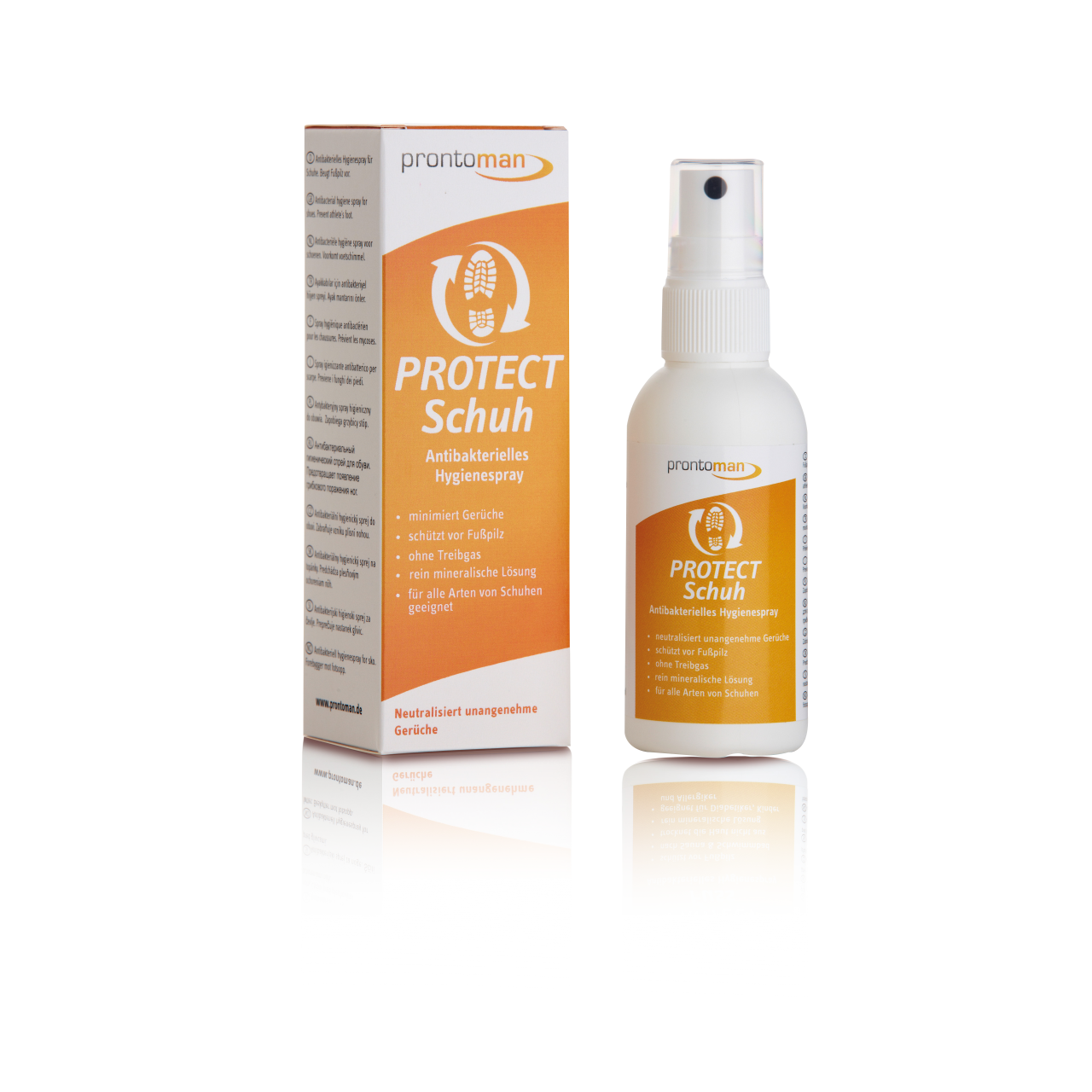 Prontoman PROTECT Schuh 75 ml