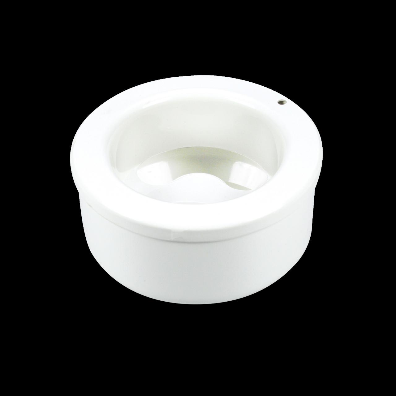 Maniküreschale aus Kunststoff H: 7cm