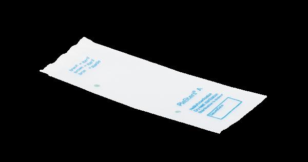 Klarsichtbeutel für Heißluftsterilisatoren 8 x 20 cm,