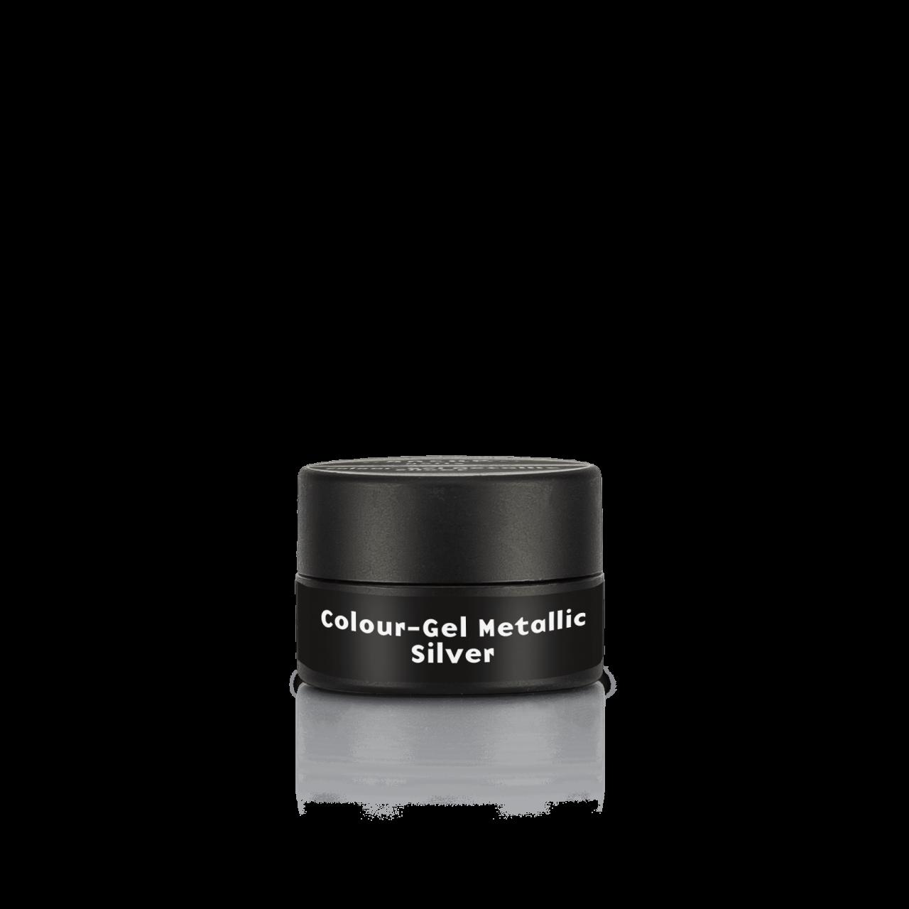 Colour-Gel Metallic Silver 5 ml