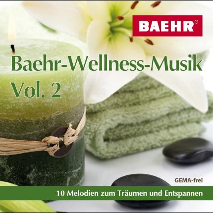 CD Baehr-Wellness-Musik Vol. 2