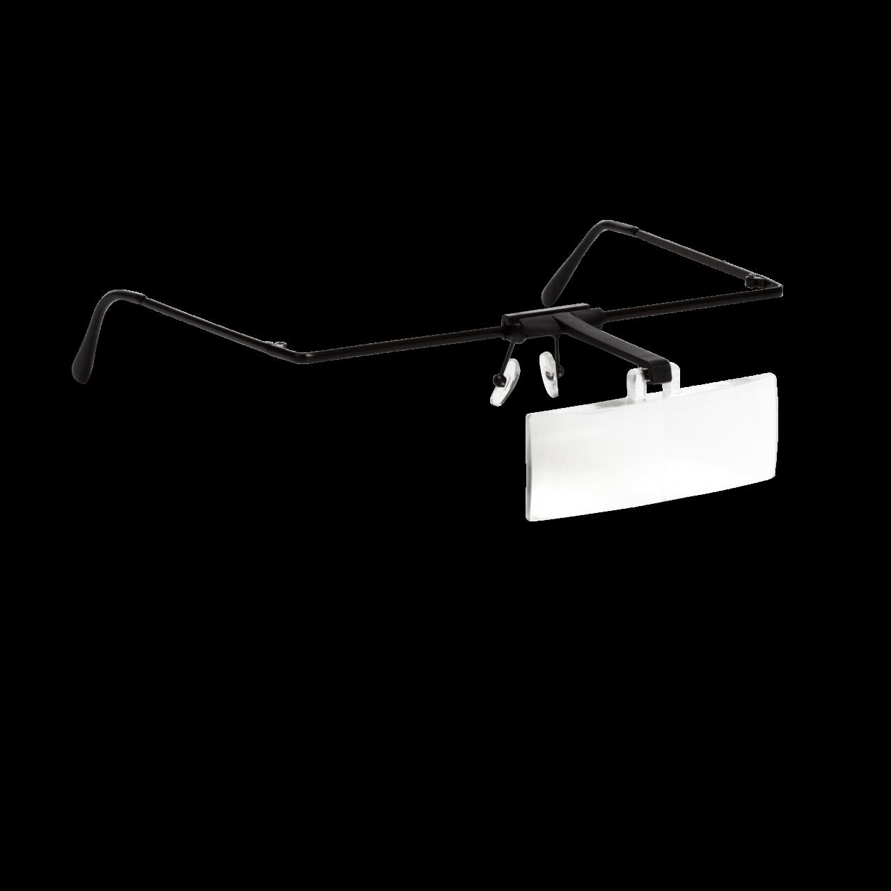 Lupenbrille ohne LED