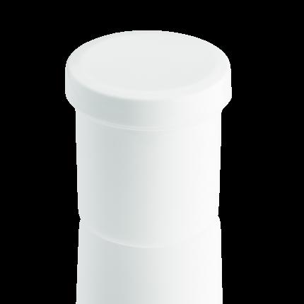 Cremetöpfchen weiß, leer bis 12 ml 1 Pack (10 Stk.)
