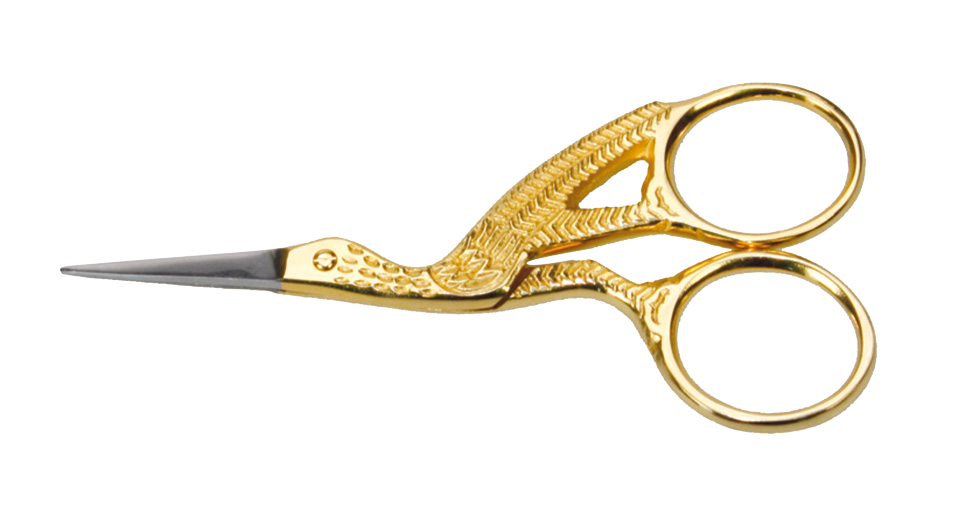 Storchenschere, 9 cm