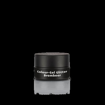 Colour-Gel Glitter Brombeer 5 ml