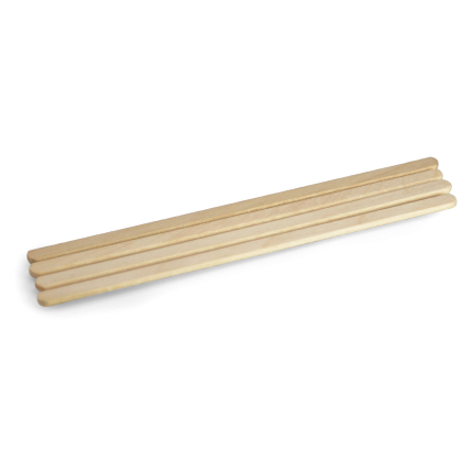 Holzspatel -small- Box (100 Stk.) 14,00 x 0,6cm