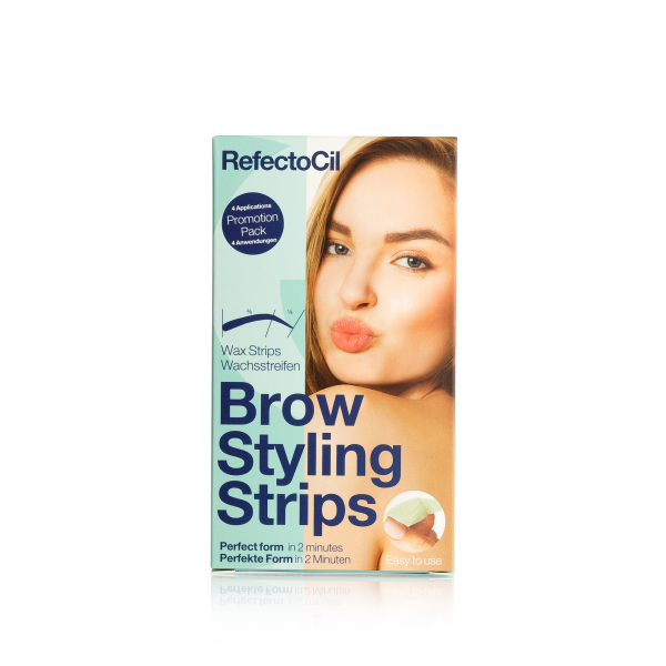 RefectoCil Brow Styling Strips Kennenlernen-Set