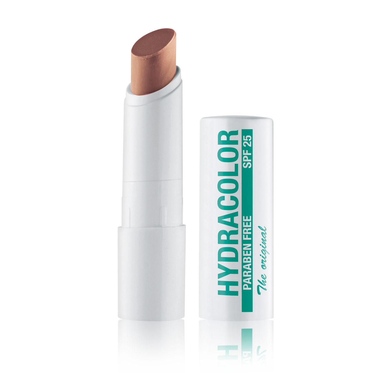 Lippenpflegestift beige nude 22