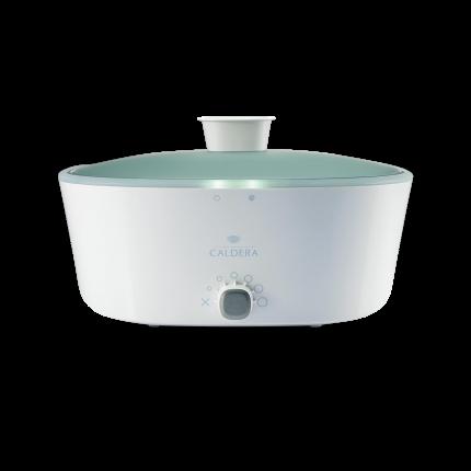 CALDERA Wärmegerät für Kräuterstempel und Hot Stones