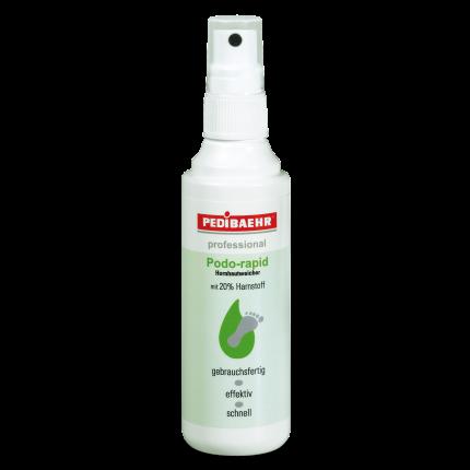 Podo-rapid Hornhautweicher 100 ml