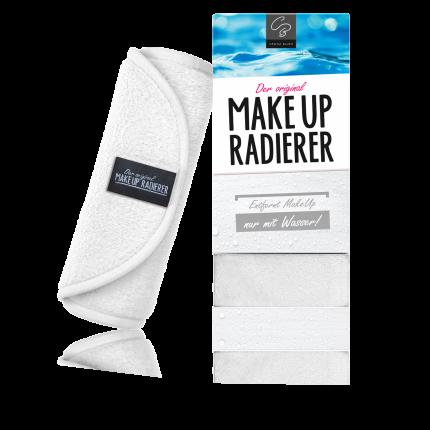 MakeUp Radierer Tuch, weiß 38x18 cm
