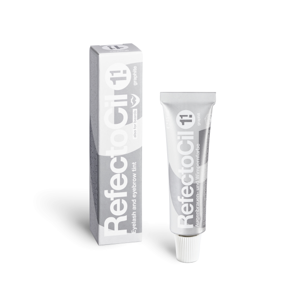 RefectoCil Wimpernfarbe Nr. 1.1 graphit 15 ml