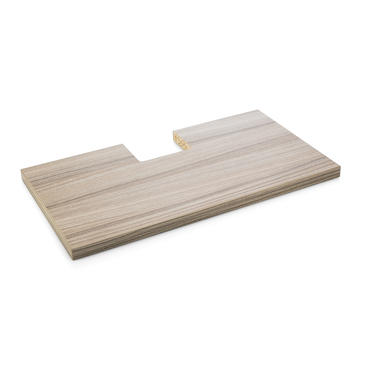 Regal-Set Holz Bodendisplay PB + BBC 5 Stk.