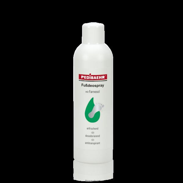 PEDIBAEHR Fußdeospray mit Farnesol 1000 ml