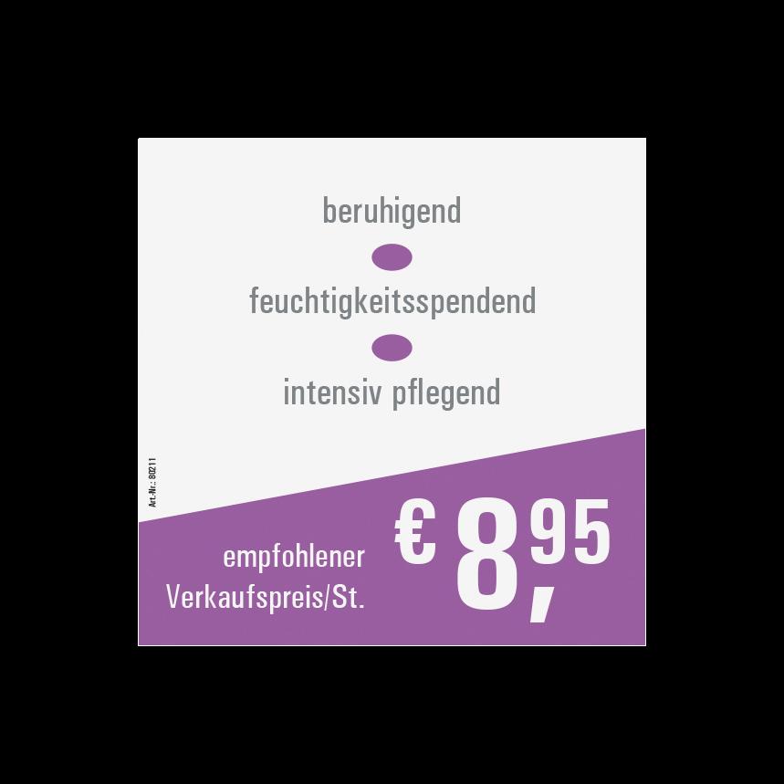 Preiseinlegeblatt Hydrobalsam für 10974