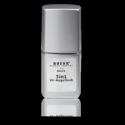 3in1 UV-Nagellack Marsala 12 ml