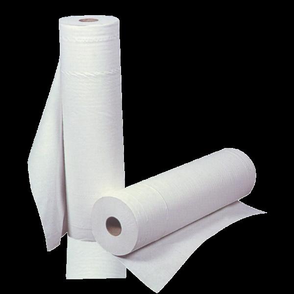 Papier-Rolle, 2-lagig, 60cm breit 1 Rolle (80m)