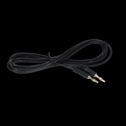 Kabel schwarz zur Körperbehandlung