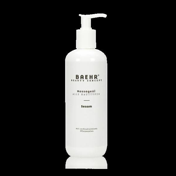 Massageöl Sesam Pumpflasche 500 ml