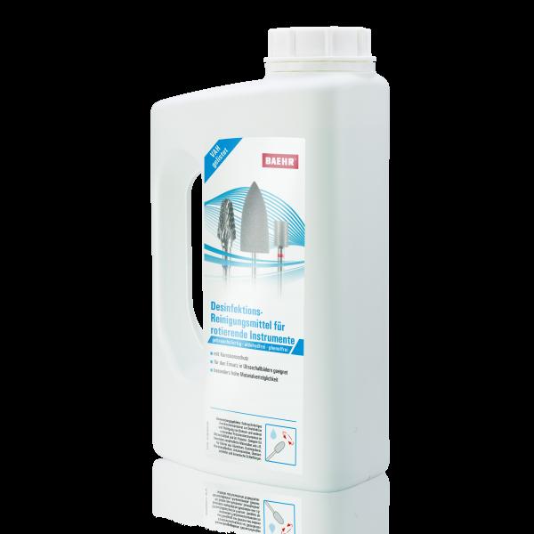 Desinfektions-Reinigungsmittel für rotierende Instrumente, 2000 ml