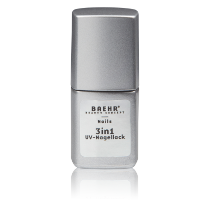 3in1 UV-Nagellack Glitter Light Rose 12 ml