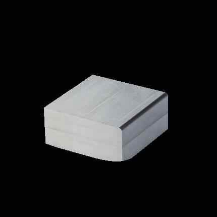 Brettamboss 8x8x2cm für Orthonyxie