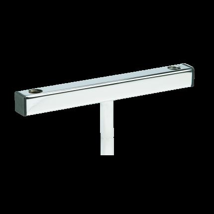 Verteilerschiene für Stativ, 2 Löcher für Lupen + Leuchten