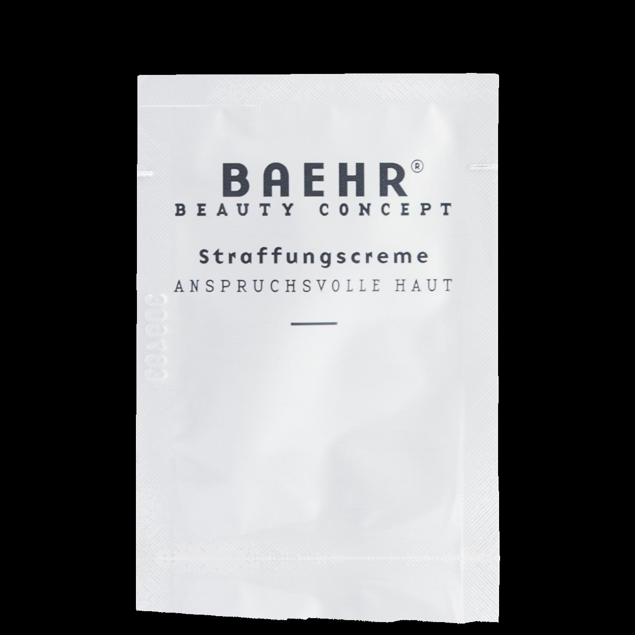 Straffungscreme Probe (Sachet) Sachet
