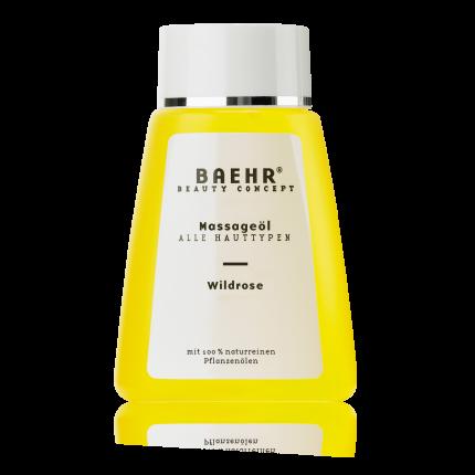 Massageöl Wildrose Flasche 100 ml