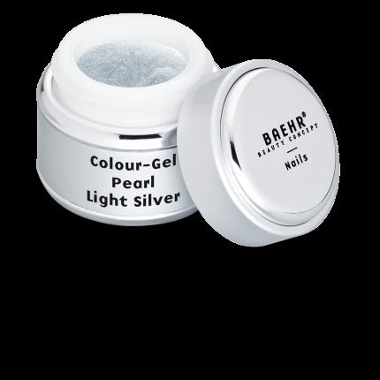 Colour-Gel Pearl Light Silver 5 ml