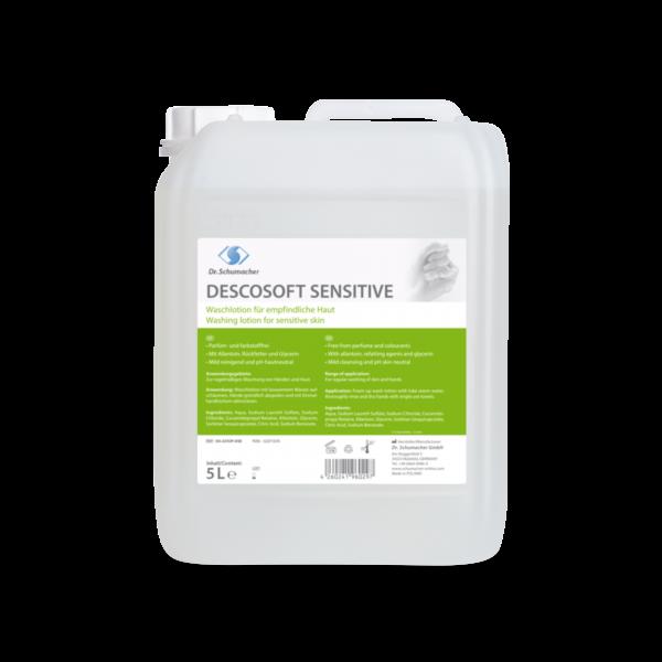 Dr. Schumacher DESCOSOFT Sensitiv Waschlotion 5000 ml
