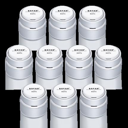 Gel-Leerdosen für 30 ml 1 Pack (10 Stk.)